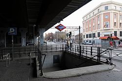 Estación de Puente de Vallecas.JPG