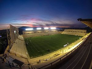 Estadio Tecnológico de Oaxaca - Image: Estadio Tecnologico de Oaxaca