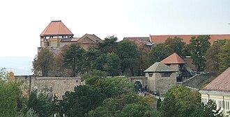 Ispán - Castle of Esztergom
