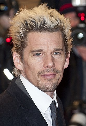 Ethan Hawke - Hawke at the premiere of Before Midnight in Berlin, Germany, February 2013