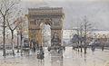 Eugène Galien-Laloue Paris Arc de Triomphe 3.jpg