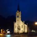 Ev. Kirche Glienicke (Nordbahn) bei Nacht.png