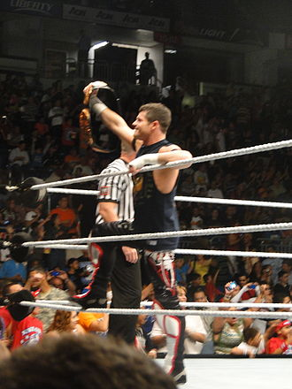 Matt Sydal - Evan Bourne's sole championship win in WWE was as a WWE Tag Team Champion with Kofi Kingston