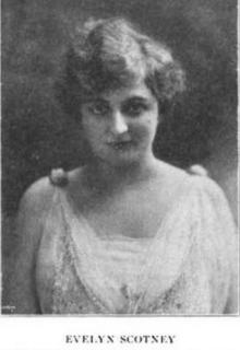 Evelyn Scotney singer