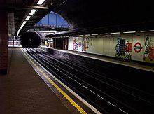 Rotherhithe railway station - Wikipedia