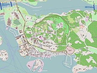 Evenemangsparken Södra Djurgården