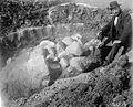 Excavation at Lilla Frescati, 1915.jpg
