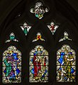 Exeter Cathedral, Stained glass window (36888744115).jpg