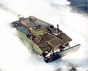 Expeditionary Fighting Vehicle at speed in water.jpg