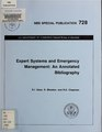 Expert systems and emergency management (IA expertsystemseme728gass).pdf