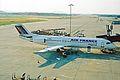 F-GNLI Fokker 100 Air France(Regional Al) ZRH 18JUN03 (8536536244).jpg