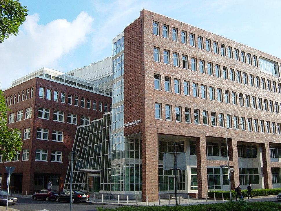 FAZ Building 2