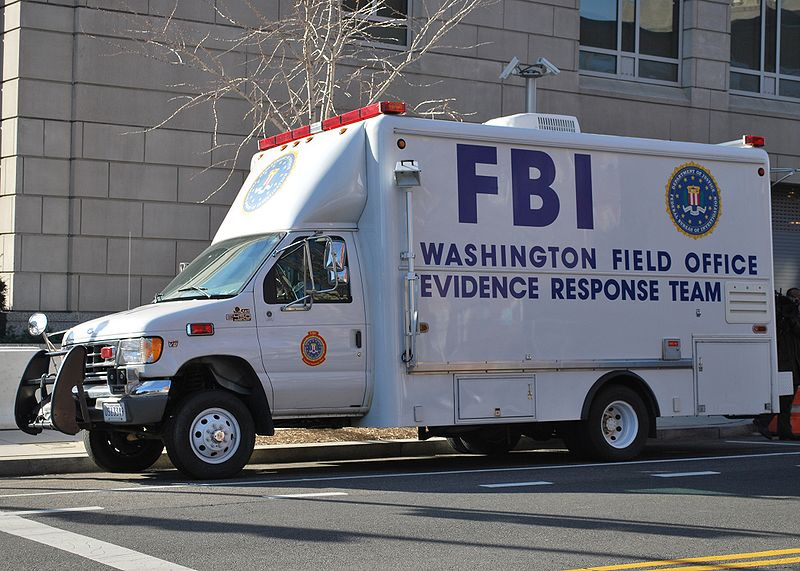 File:FBI Evidence Response Team vehicle.jpg