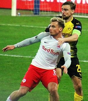 FC Salzburg vs Borussia Dortmund (EL Achtelfinale Rückspiel 15. März 2018) 40.jpg