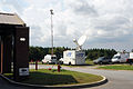 FEMA - 42128 - Media vehicles at Cobb County disaster recovery center in Georgia.jpg
