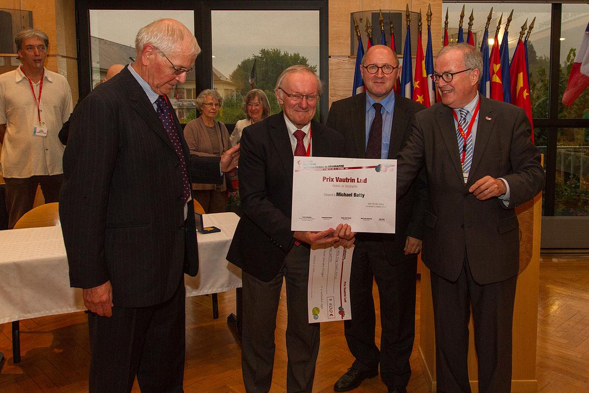 Vautrin Lud Prize - Wikipedia