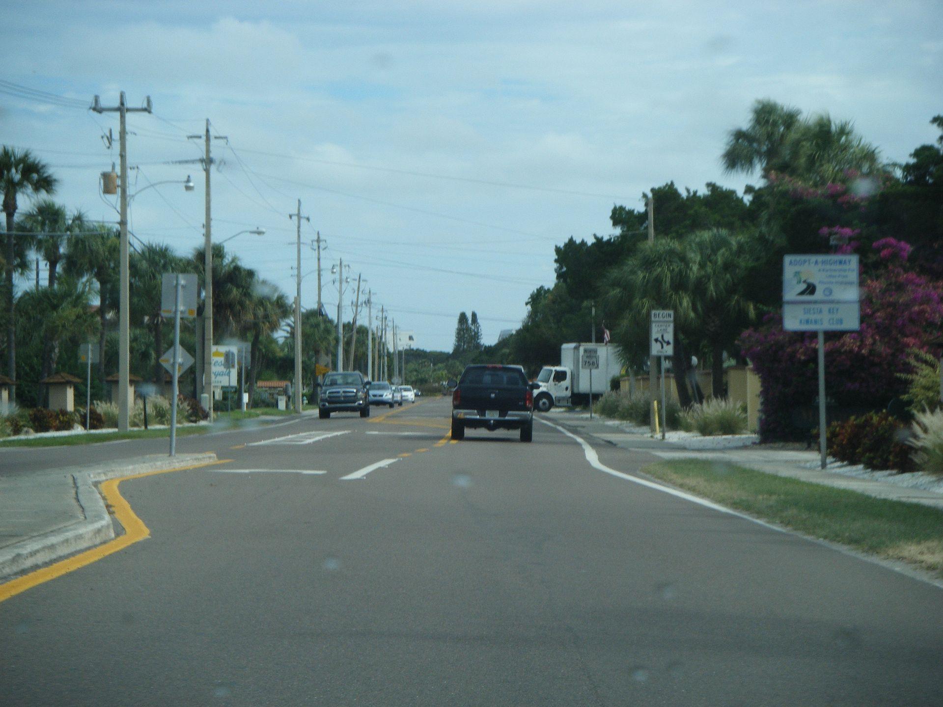 Beach Road Siesta Key Rental