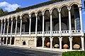 Façade of the Museum of Islamic Art (Tiled Kiosk). Istanbul Archaeology Museums, Turkey.jpg
