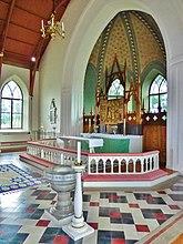 Fil:Fagerhults kyrka Koret05.JPG