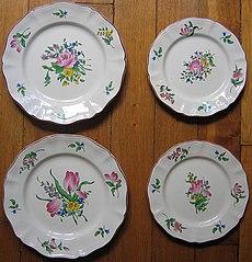 فن الخزف الايطالى Faience Pottery
