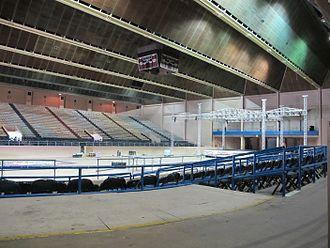 Fair Park Coliseum (Dallas) - Texas State Fair Coliseum (Inside)