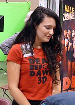 Fan Expo 2012 - April Mullen 01 (7891463620).jpg
