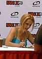 Fan Expo 2012 - Gillian Anderson 16 (7891593548).jpg
