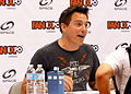 Fan Expo 2012 - John Barrowman 09 (7891670724).jpg