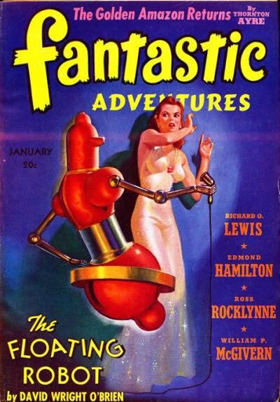 Fantastic adventures 194101