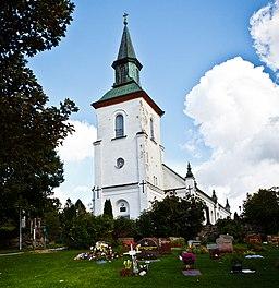 Färgelanda kirke