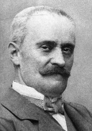Gyula Farkas (natural scientist) - Image: Farkas Gyula (1847 1930)