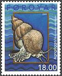 Faroe stamp 412 common northern welk.jpg