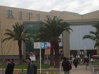 Cómo llegar a Mall Florida Center en transporte público - Sobre el lugar