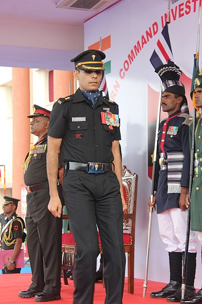 File:Felicitation Ceremony Southern Command Indian Army 2017- 37.jpg