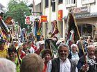 Festumzug beim Deutschen Wandertag 2010 in Freiburg 11
