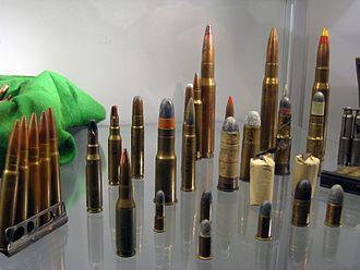 Cartridge (firearms) - Historic British cartridges