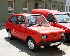 SEAT 133 - Fiat 133