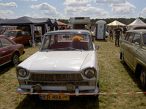 Fiat 1800 and 2100 - Fiat 1800