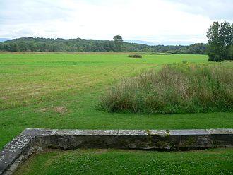 Field Farm (Williamstown, Massachusetts) - Wall and field