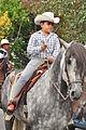 Fiestas Patrias Parade, South Park, Seattle, 2015 - 264 - the horses (21595802035).jpg