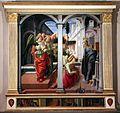 Filippo lippi, annunciazione martelli, 1440, 00.jpg