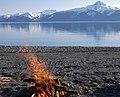 Fire against Nunn Mt (4593450967).jpg