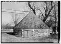 Fisher-Seymour Icehouse, State Route 13, Accomac, Accomack County, VA HABS VA,1-AC,9A-1.tif