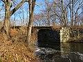Fitchville Branch bridge over Susquetonscut Brook, December 2018.JPG