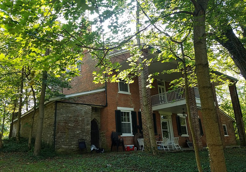 File:Fitz Randolph-Rogers House (Rear View of Veranda).jpg
