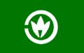Flag of Kojo Okayama.png