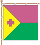 Flag of Oleksandriya in Kirovohrad Oblast.png