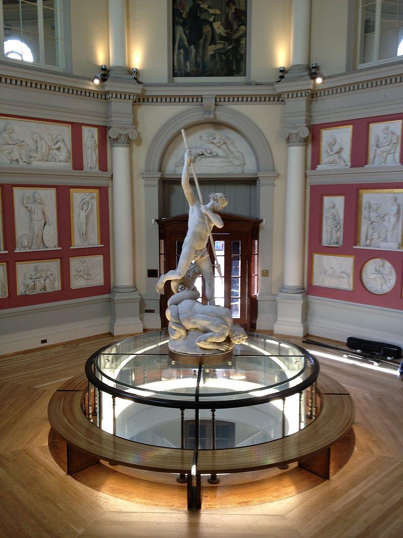 Flaxman Gallery, UCL.JPG