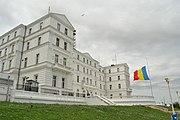 Fleet Command Building in Constanta