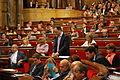 Flickr - Convergència Democràtica de Catalunya - Turull durant la sessió de control al Govern.jpg